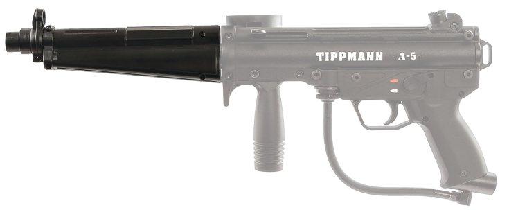 Tippmann AS Flatline Barrel! with Built-in Foregrip