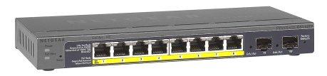 Netgear GS110TP-200EUS switch