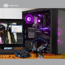 MasterBox Pro 5 RGB ATX Mid-Tower with 3 x 120mm RGB Fans 2