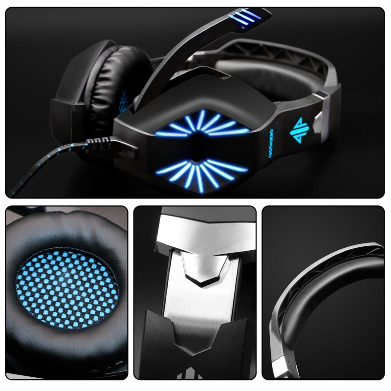 CASQUE GAMING ODDGOD