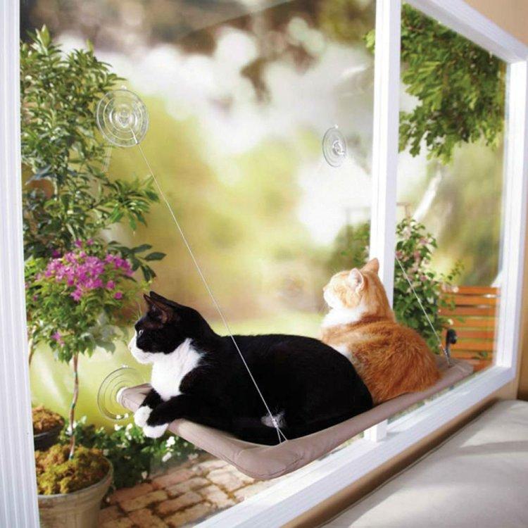 Cat Window Sill Shelf