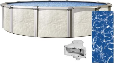 best above ground pool for unlevel ground