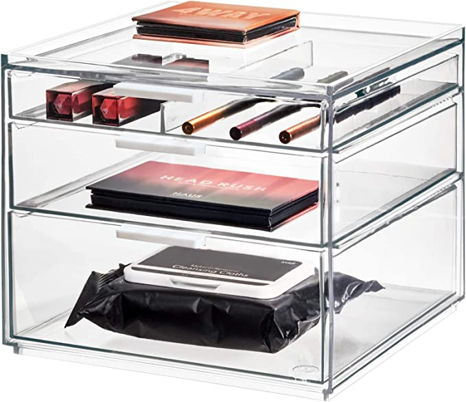 iDesign Signature Series by Sarah Tanno Cosmetic, Drawer Organizer - Tall