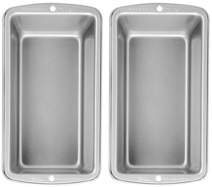 Wilton RMedium Loaf Pan, Pack of 2
