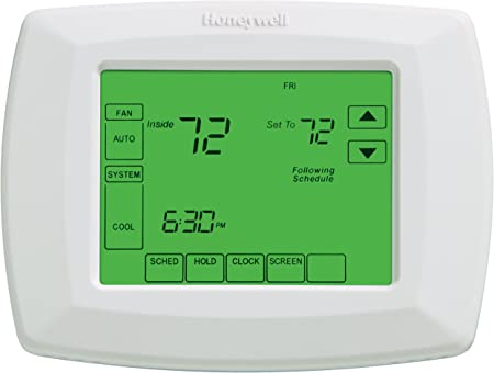 Image result for honeywell touchscreen thermostat