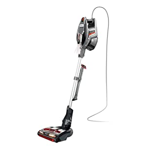 Shark DuoClean Rocket Corded Ultralight Upright Vacuum, Charcoal Gray