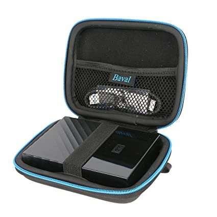 Baval Hard Drive Case