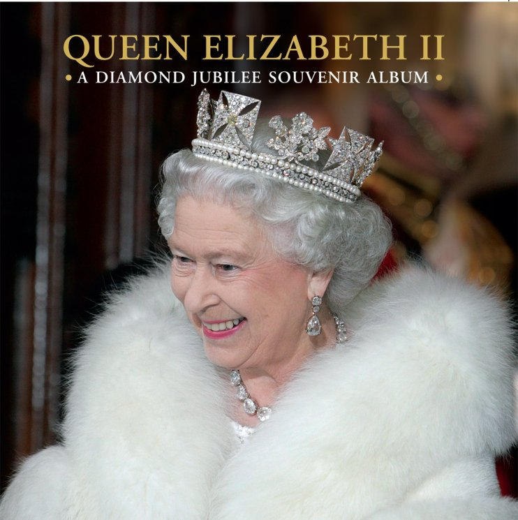 Queen Elizabeth II: A Diamond Jubilee Souvenir Album: Roberts, Jane:  0787721850182: Amazon.com: Books