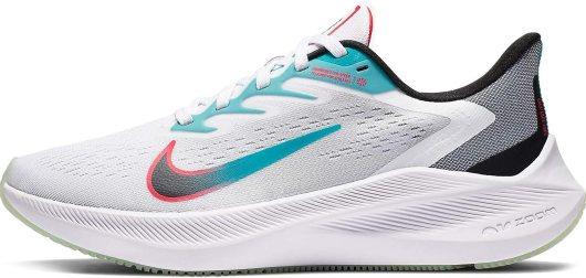 Nike Womens Zoom Winflo 7 Casual Running Shoe