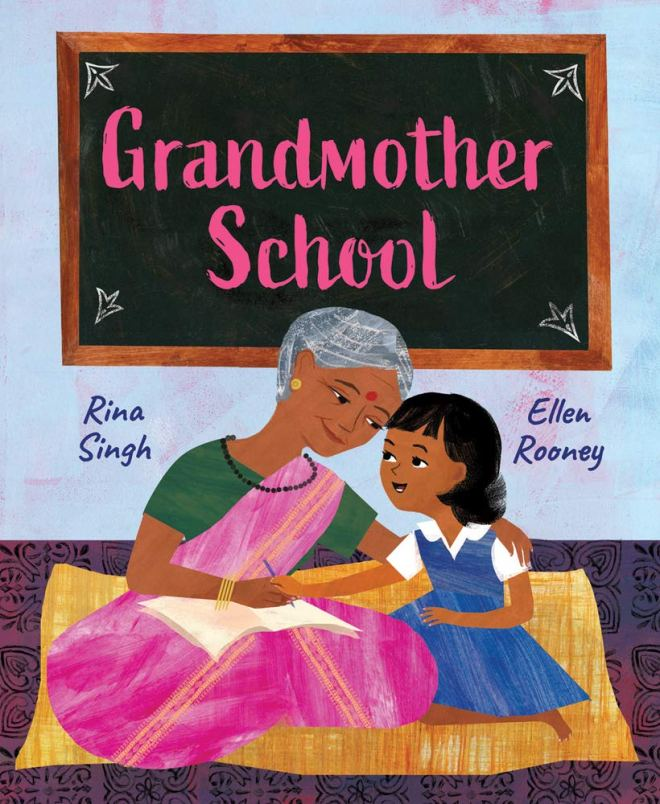Grandmother School: Singh, Rina, Rooney, Ellen: 9781459819054: Amazon.com:  Books