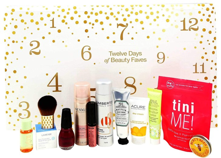 Twelve Days of Beauty Advent Calendar