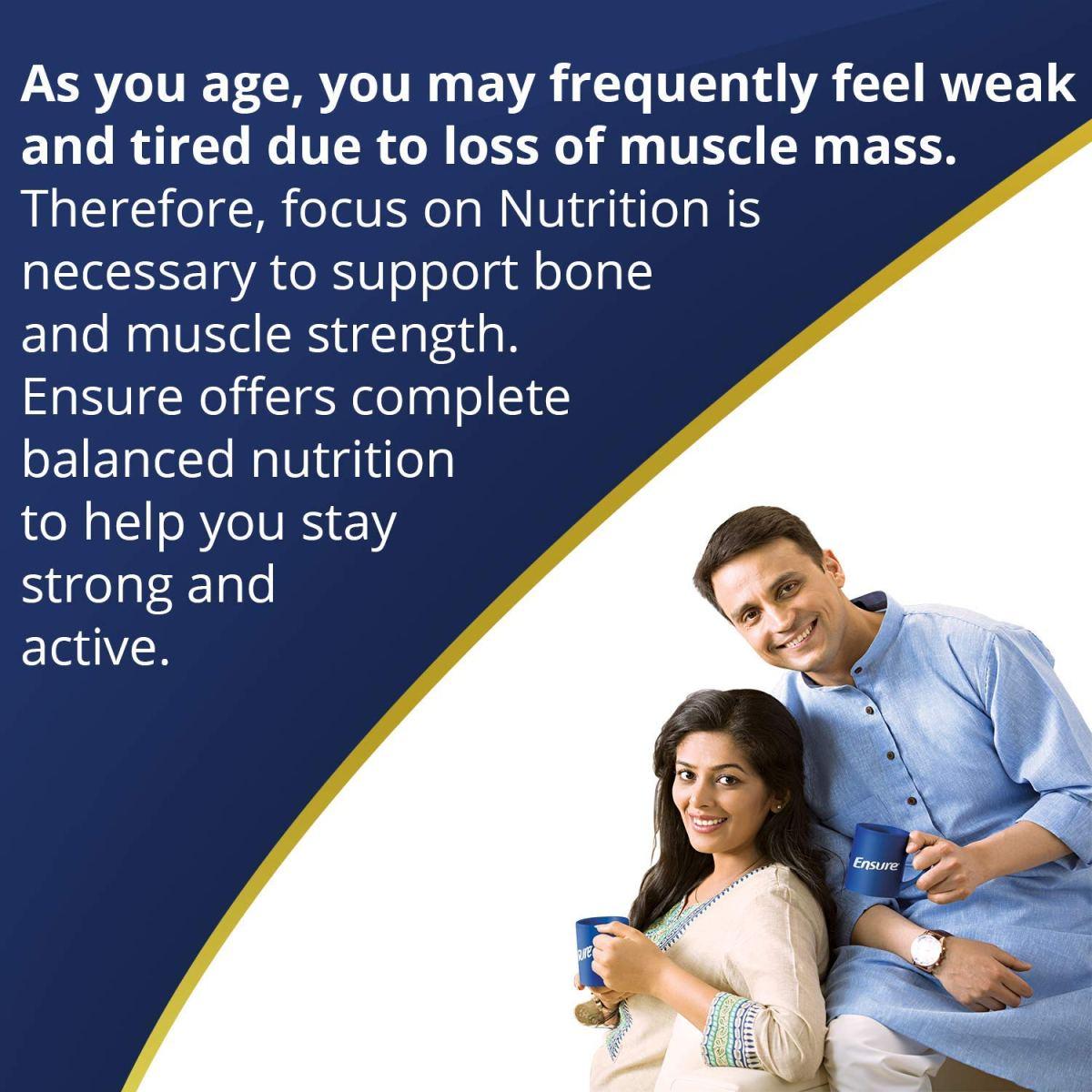 Ensure Drink Benefits