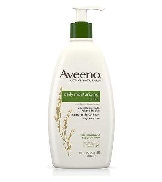 Aveeno Daily Moisturizing Lotion For Dry Skin, 18 Fl. Oz