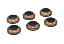PolarPro Cinema Series Filter 6-Pack (ND4, ND8, ND16, ND4/PL, ND8/PL, ND16/PL) for DJI Mavic Pro/Mavic Platinum