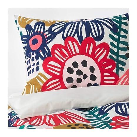 Ikea 30423296 Sommaraster Housse De Couette Et Taies D