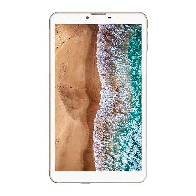 IKALL N9 7 Inch 3G Calling Tablet Dual Sim (2GB Ram, 16GB Storage) - White