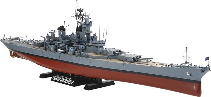輸出するため戦艦のプラモデルを買ってみたら…