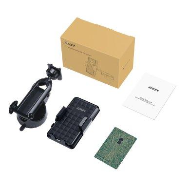 Lieferumfang - Aukey Kfz Handyhalterung HD-C46