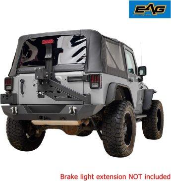 best rear bumper for jeep jk