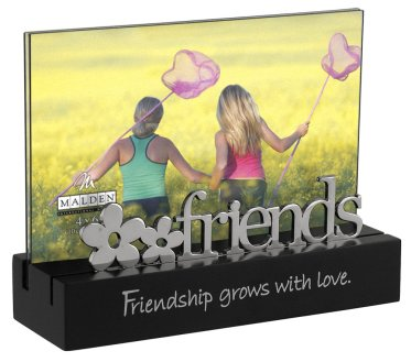 Malden International Designs Friends Desktop ExpressionsPicture Frame