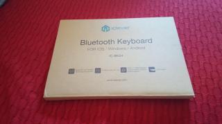 Iclever , tastiera sottile per i nostri dispositivi! 1