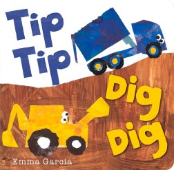 Amazon.com: Tip Tip Dig Dig (All About Sounds) (9781906250829 ...