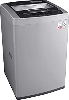 LG 6.5 kg Inverter Fully-Automatic Top Loading Washing Machine(T7569NDDLH)