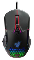 Redgear A-15 Wired Gaming Mouse with RGB