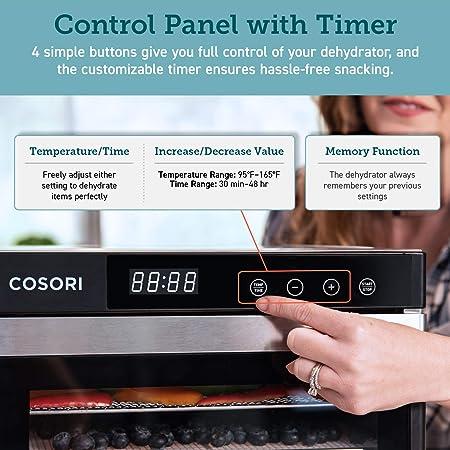 COSORI-Food-Dehydrator-Machine-Reviews