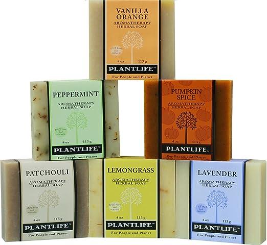 Plantlife Essential Oil Soaps