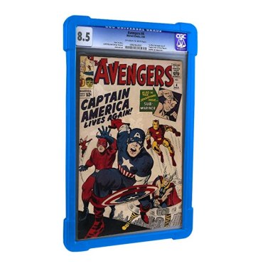 SLAB-PRO BLUE CGC PGX CBCS Graded Case Protector MARVEL SUPERMAN Comic Books