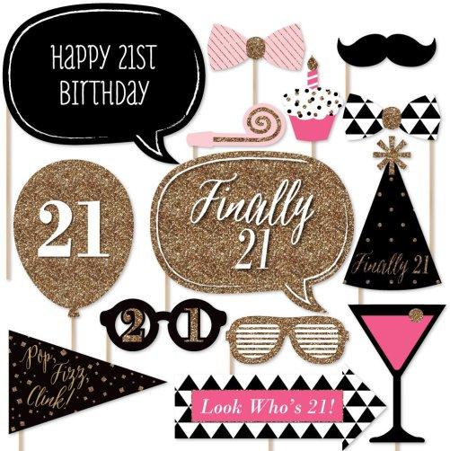21 birthday gifts for her 21st birthday - birthday gifts 21!