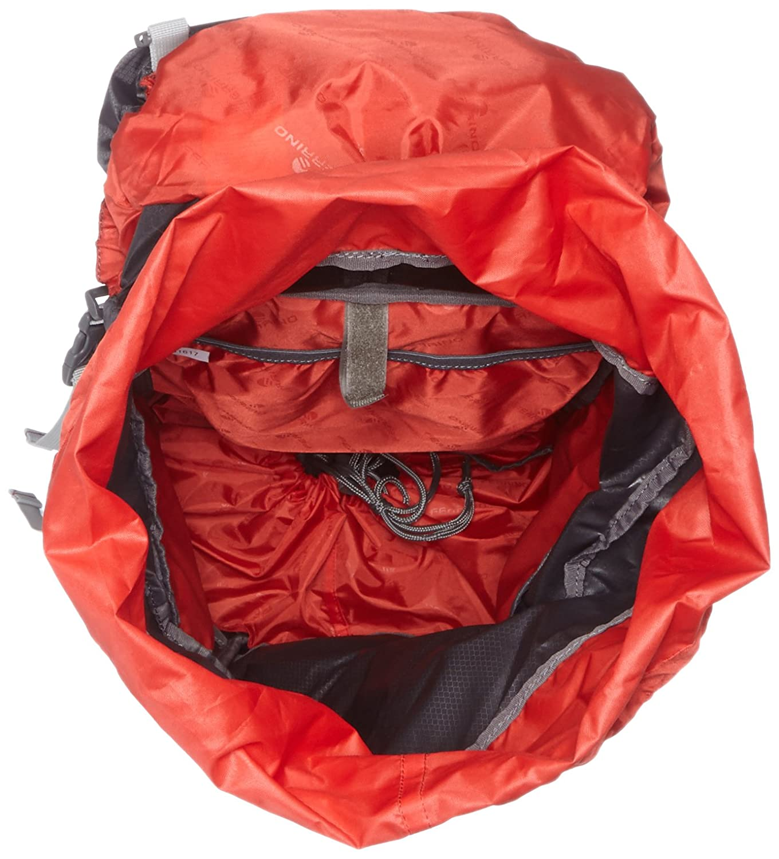 nuovo stile 108ad abe3a Ferrino Finisterre, zaino da escursionismo da 48 l, nero o ...
