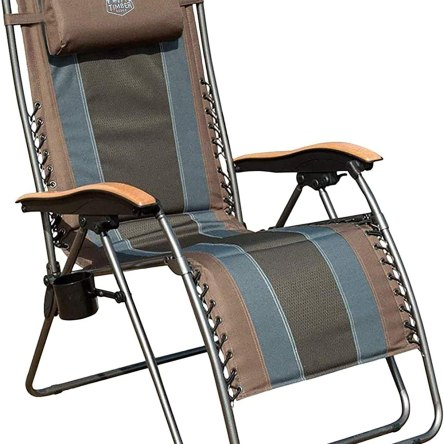 Four inexpensive zero gravity recliners - Polar Aurora