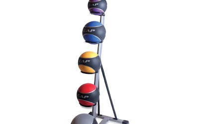 CAP Barbell 6 Tier Medicine Ball Set