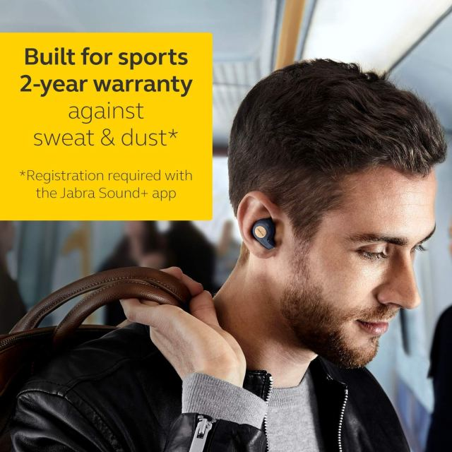 Jabra wireless workout headphones