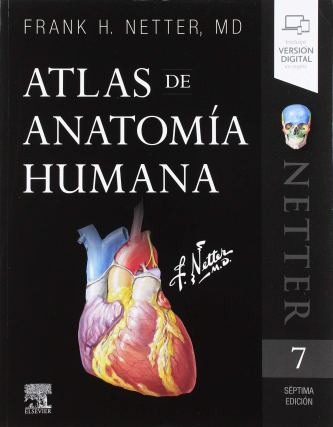 Atlas de anatomía humana – 7ª Edición