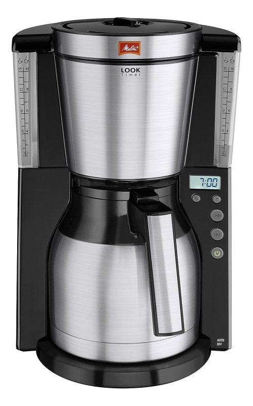 Cafetière filtre programmable isotherme - Melitta Look Timer 1011-16