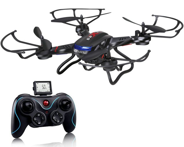 Holy Stone F181C Drone under $200Review