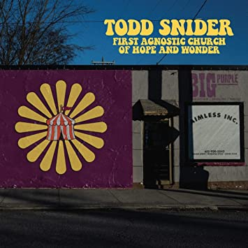 First agnostic church of hope and wonder: Todd snider: Amazon.es: Música