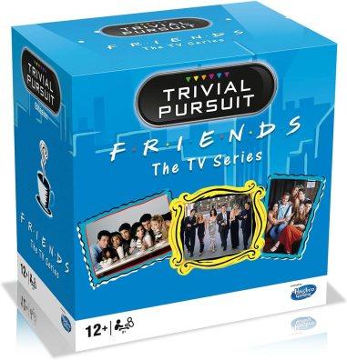 Trivial Pursuit Serie Friends
