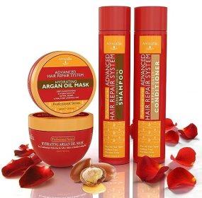 Advanced Hair Repair Shampoo and Conditioner Set - best shampoo and conditioner for fine hair