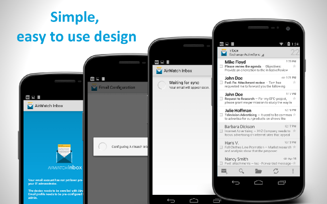 Amazon.com: AirWatch Inbox: Appstore for Android