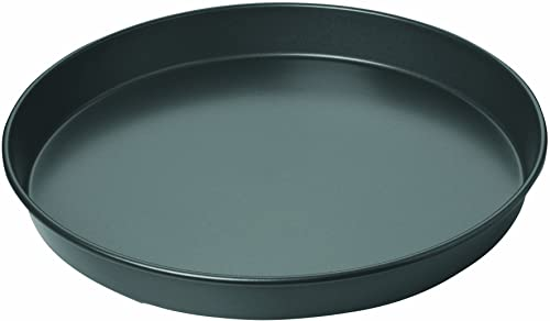 Chicago Metallic 16124 Professional Non-Stick Deep Dish Pizza Pan,14.25-Inch
