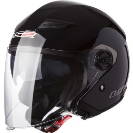 LS2 Helmets OF569 Open Face Motorcycle Helmet