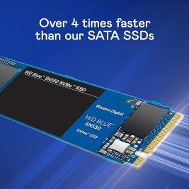 Western-Digital Azul SN550 500GB
