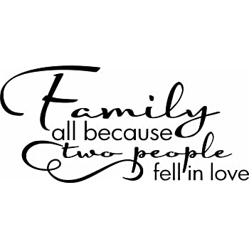 Download Design with Vinyl Design 113 Family All Because Two People ...