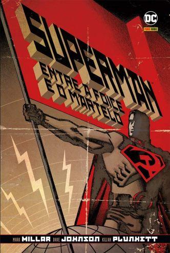 Resultado de imagem para hq superman entre a foice e o martelo