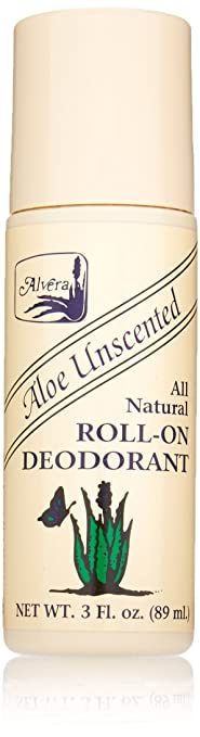 Alvera Unscented Natural Deodorant