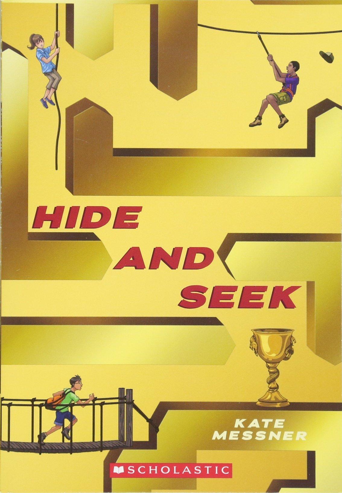 Hide And Seek Kate Messner 9780545799102 Amazoncom Books